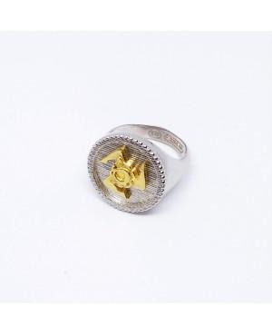 Ring Tondo Trinacria IMAN19RD