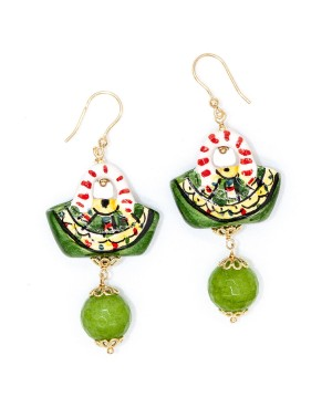 Earrings CR 588 TA