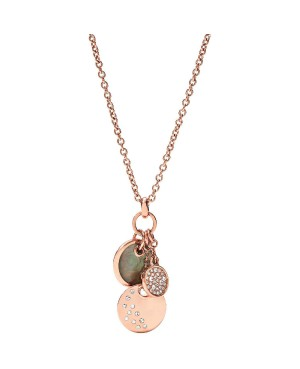 Necklace Fossil JF01417791