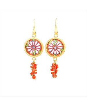 Earrings OT20RC04