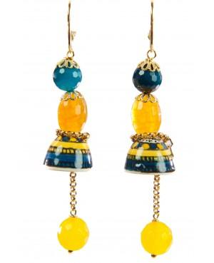 Earrings AKF08O
