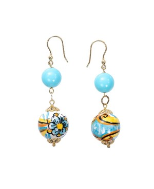 Earrings  CR 443.1 IO