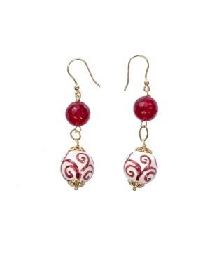 Earrings CR 458 IT