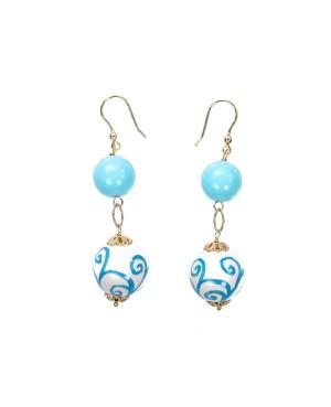 Earrings CR 459 IT