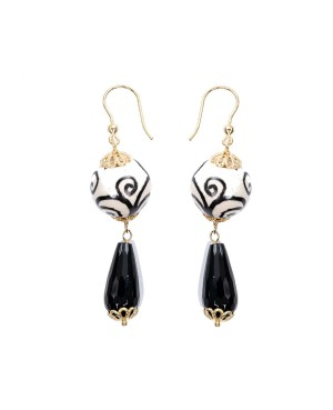 Earrings CR 490 IT