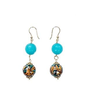 Earrings CR 677 IT