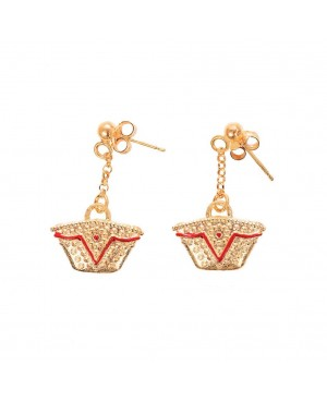 Earrings Coffa IMOR58D